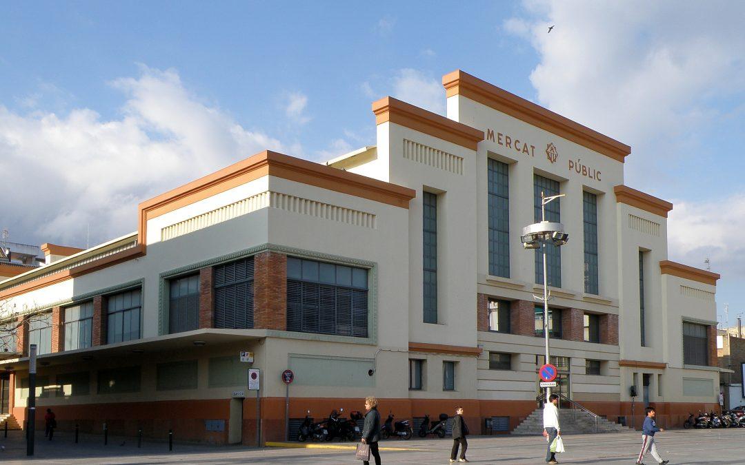 Mercat del Centre de Vilanova i la Geltrú